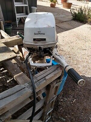 AU150 • Buy Used Outboard Motors For Sale Johnson SeaHorse 6HP, 1979