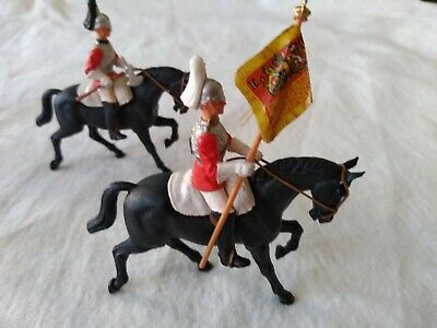 Britains  Horseguard Soldiers • 5£