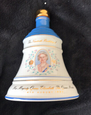BELLS OLD SCOTCH WHISKY ROYAL DECANTER ( Empty) • 0.99£