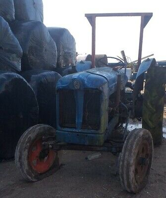 1950s Fordson Major Tractor  • 800£