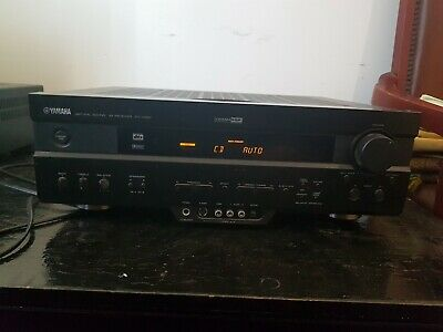 AU99.88 • Buy Yamaha RX-V520 7.1 Channel Home Theatre Receiver
