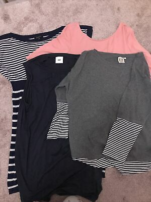 Maternity Top Bundle Size 12 And 14 • 2£