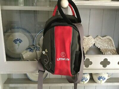 Littlelife Toddler Backpack With Reins / Parent Handle  • 3.50£
