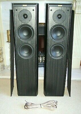 Quality Jamo Classic 6 Speakers System *Made In Denmark* Free Quality Wires • 149£