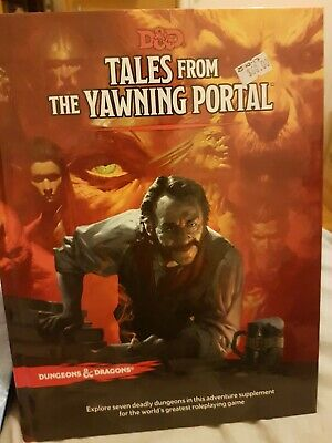 AU40 • Buy Dungeons & Dragons Tales From The Yawning Portal