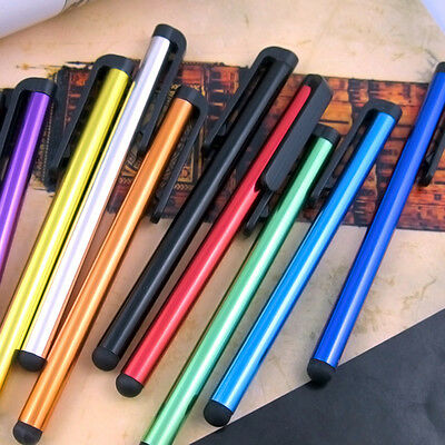 5 Pc Ultra Smooth Micro-Fibre Tip Stylus Pen For Tablet PDA Phone Samsung S. • 2.19£