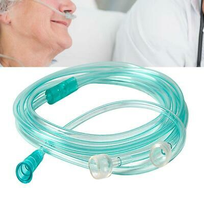 1.5m Oxygen Bar Nose Hoses Nasal Tube Therapy Breathing Cannula Straw R7J4 • 2.14£