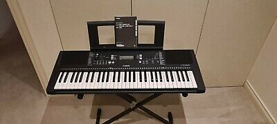 AU299 • Buy Yamaha PSR-E363 Electronic Keyboard - 61 Keys