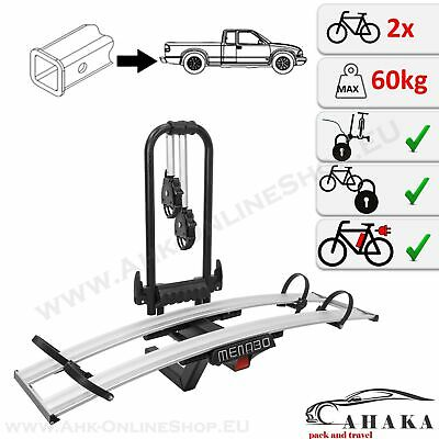 """Bike Carrier Rack US-vehicles 2"""" Receiver Hitch Mounted Ford Pick-Up II 92- • 224.99£"""