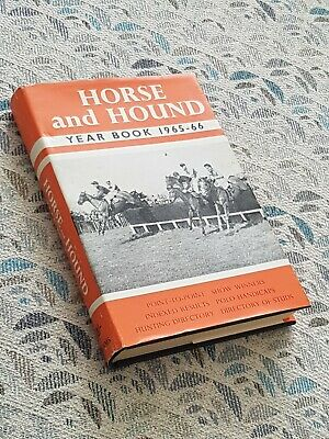 Horse And Hound Year Book 1965-66 ( Odhams Press ) Good  Condition  • 9.99£