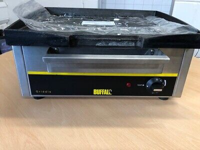 Buffalo Commercial Countertop Electric Griddle • 50£