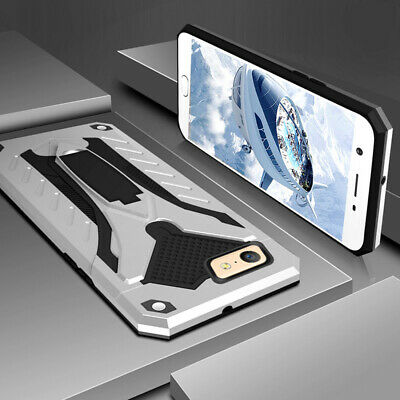 Heavy Duty Armor Kickstand Case Cover For Huawei P20 Lite Mate 9 Pro Shockproof • 3.86£