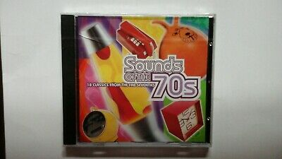 Time Life Sounds Of The 70s:18 Classics From The Fab Seventies CD NEW And SEALED • 22£