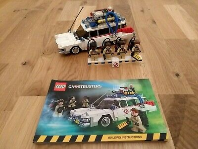 LEGO Ideas Ghostbusters Ecto-1 (21108) - 99% Complete With Manual • 54.99£