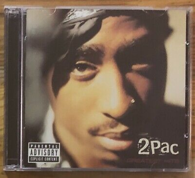 2Pac Greatest Hits CD 2-Disc Set • 8.48£