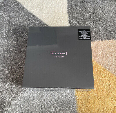 Blackpink The Album Version 1 - Brand New • 25£