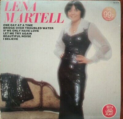Lena Martell 7  EP Scoop 33 1983 Pickwick • 0.79£