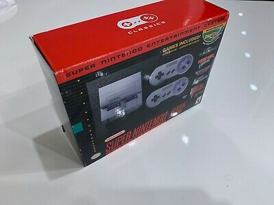 $ CDN164.90 • Buy NEW Super Nintendo Entertainment System SNES Classic Edition