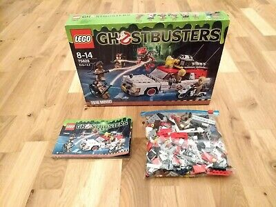 LEGO Ghostbusters Ecto-1 & 2 (75828) 2016 - 100% Complete Boxed • 44.99£