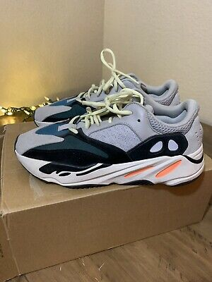 $ CDN936.26 • Buy Adidas Yeezy 700 Wave Runner Size 11 Pre-owned