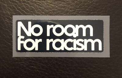 *UK* STOCK No Room For Racism Premier League Patch  For Football Shirt  • 2.99£