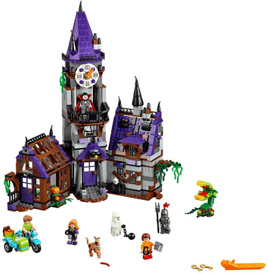 LEGO Scooby-Doo Mystery Mansion 75904 100% COMPLETE VGC • 139.99£