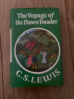 £19.99 • Buy Tales Of Narnia, The Voyage Of The Dawn Treader By C. S. Lewis 1975 Collins Rare
