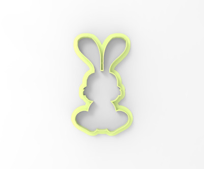 Rabbit Cookie And Fondant Cutter 30120 ( Easter Cake Decoration ) • 4.99£