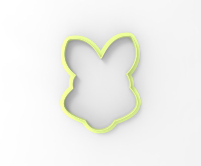 Rabbit Cookie And Fondant Cutter 30126 ( Easter Cake Decoration ) • 4.99£