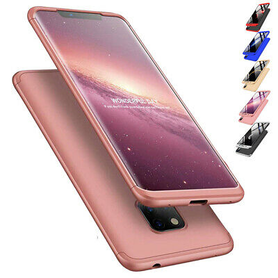 Ultra Slim Thin Matte Hard PC 3 In 1 Case Cover For Huawei Y7 Y9 2019 Honor 20 + • 4.54£