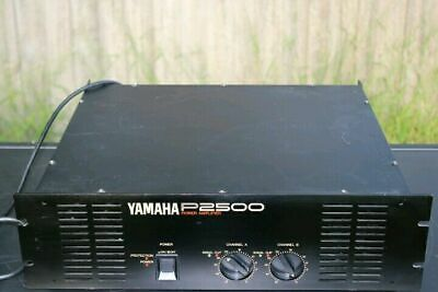 AU599 • Buy Yamaha P2500 700W Power Amplifier In Great Condition