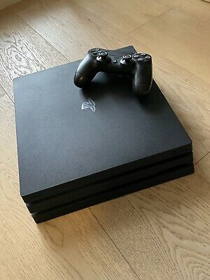 AU349 • Buy Sony PlayStation PS4 Pro 1TB & Controller