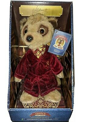Yakov's Toy Store Aleksandr Meerkat Toy Doll Collectable Original Tag And Box • 29.99£