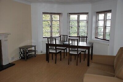 Ikea Brown Extending Dining Table And 4 Chairs • 100£