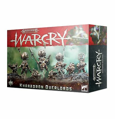 AU99.95 • Buy Warcry: Kharadron Overlords