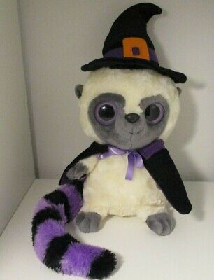 YOOHOO And Friends HALLOWEEN WITCH Plush Soft Toy • 5£
