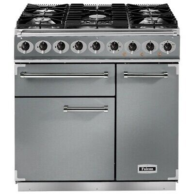 *IN STOCK*Rangemaster Falcon F900DXDFSS/CM Dual Fuel Range Cooker STAINLESS ST • 2,799£