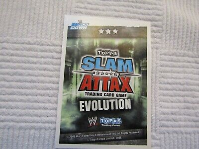 WWE Slam Attax Evolution ECW Trading Cards • 1.75£