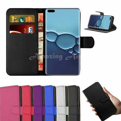Case For Huawei P40 P30 P20 Lite Pro Leather Magnetic Flip Wallet Stand Cover • 3.95£