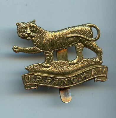 Uppingham School Officers Training Corps Cap Badge Cadets • 11.99£