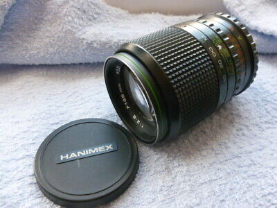 Hanimex Telephoto Lens 135mm F/3.5 M42 Thread Lens • 17.95£