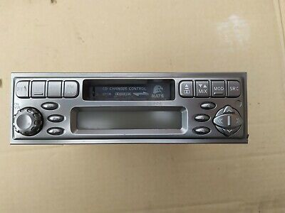 AU54.22 • Buy Nissan X-trail 01-04 T30 2.2 Dci Audio System Radio Cassette Player 281138h300