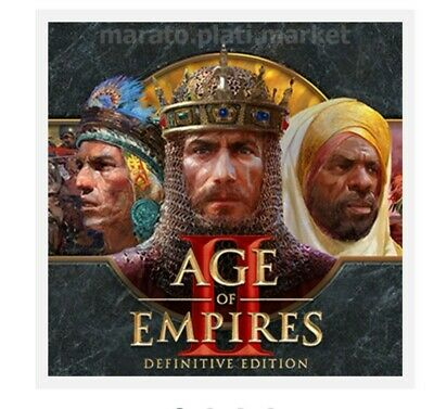Age Of Empires 2 Definitive Edition Windows 10 Key Global (no Cd)  • 7.99£