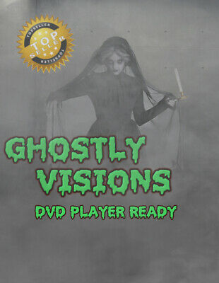£6 • Buy ∞ghostly Visions∞-digital Window Halloween Decorations For Projector Dvd Format