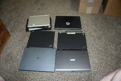 $ CDN504.91 • Buy Lot Of 10 Various Chromebook/Laptops-DEFECTIVE For Parts,Hp Thinkpad & More