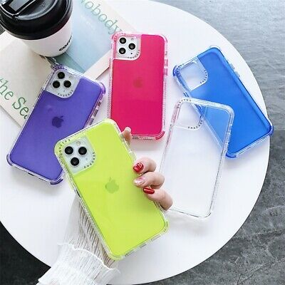 AU5.86 • Buy For IPhone 12 Pro Max 11 X XS XR 8 7 Plus 3 In 1 Shockproof Silicone Case Cover