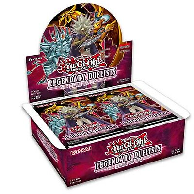Yugioh Legendary Duelist Rage Of Ra Box / Case Unlimited Edition Pre-Order  • 51.99£