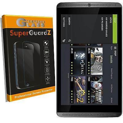 $ CDN11.14 • Buy SuperGuardZ Tempered Glass Screen Protector For NVIDIA Shield Tablet /tablet K1