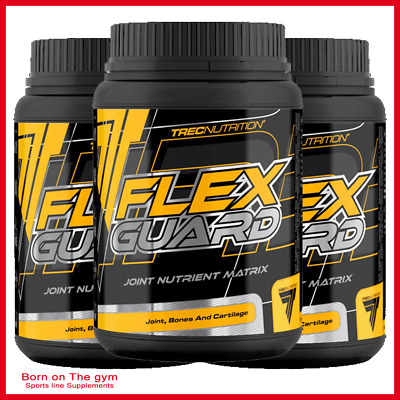 Trec Flex Guard Nutrition Joint Bones And Cartilage Complex Formula Omega 3 Vit  • 16.95£