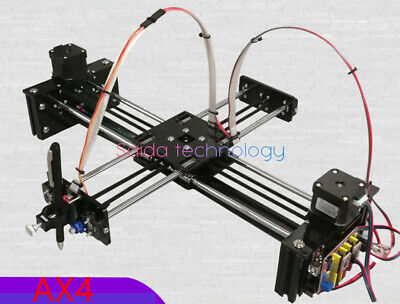 AX4 Writing Robot Automatic Copying Machine Laser Engraving Machine Open Source. • 137.75£